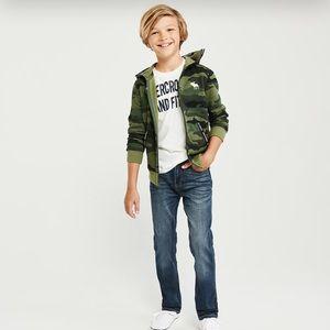 Abercrombie Kids Straight Jeans